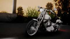 Harley-Davidson FXSTS Springer Softail для GTA San Andreas