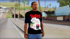 Popeye T-Shirt для GTA San Andreas