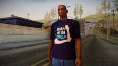 Babaji ka thullu T-Shirt для GTA San Andreas