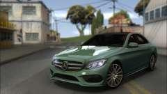 Mercedes-Benz C250 V1.0 2014 для GTA San Andreas