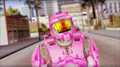 Masterchief Pink from Halo