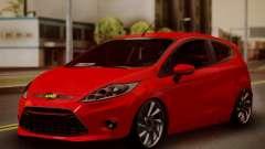 Ford Fiesta Turkey Drift Edition