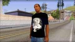 Diablo T-Shirt для GTA San Andreas