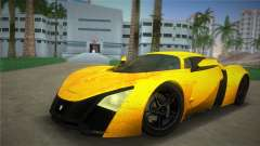 Marussia B2 2010 для GTA Vice City