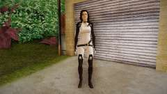Miranda from Mass Effect 2 для GTA San Andreas