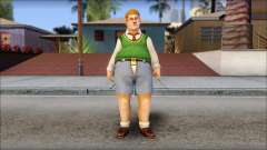 Algernon from Bully Scholarship Edition для GTA San Andreas