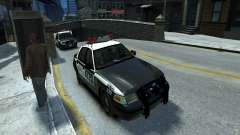 Ford Crown Victoria Police NYPD 2014 для GTA 4