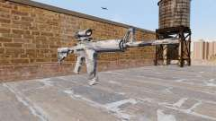 Автоматический карабин М4А1 Grey cane Camo