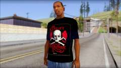 Bullet for my Valentine Fan T-Shirt для GTA San Andreas