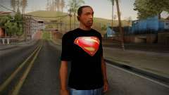 Man of Steel T-Shirt для GTA San Andreas