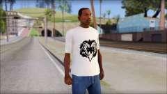 Free Bird T-Shirt для GTA San Andreas