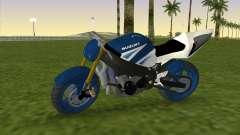 Suzuki GSX-R 1000 StreetFighter для GTA Vice City