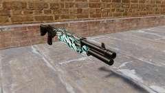 Ружьё Franchi SPAS-12 Aqua Camo для GTA 4