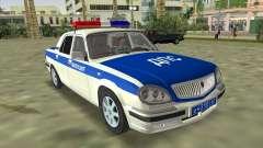 ГАЗ 31105 Волга ДПС