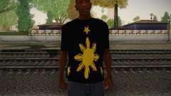 Its More Fun In Philippine T-Shirt для GTA San Andreas