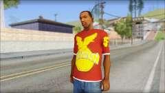Cenation EHacker Shirt для GTA San Andreas