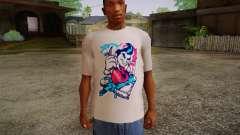Nick Automatic T-Shirt для GTA San Andreas