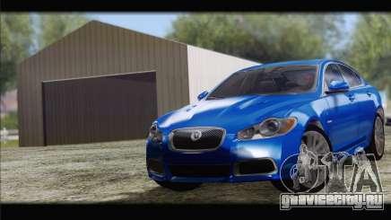 Jaguar XFR v1.0 2011 для GTA San Andreas