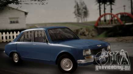 Peugeot 504 для GTA San Andreas