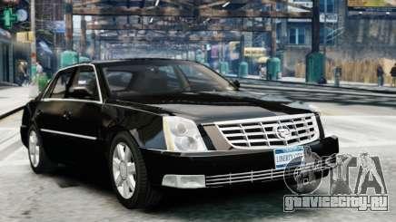 Cadillac DTS 2006 v1.0 для GTA 4