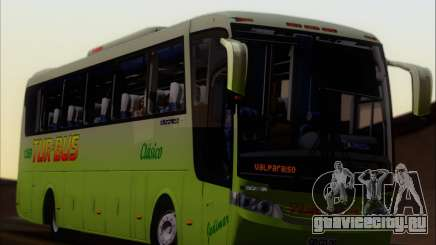 Busscar Vissta LO Scania K310 - Tur Bus для GTA San Andreas
