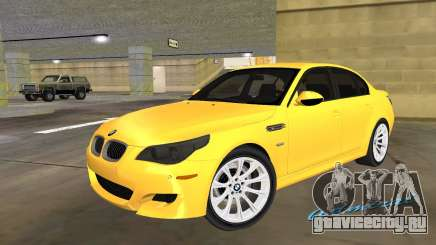 BMW M5 E60 для GTA Vice City