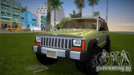 Jeep Cherokee v1.0 BETA для GTA Vice City