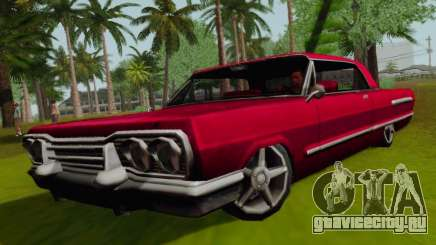 Savanna Coupe для GTA San Andreas