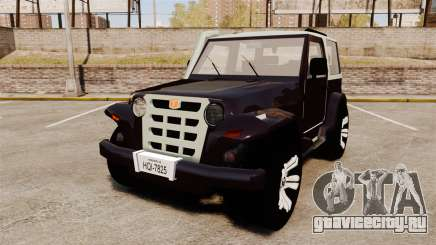 Troller T4 для GTA 4