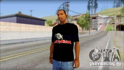 Iron Maiden T-Shirt для GTA San Andreas