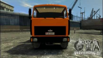 МАЗ 6317 для GTA 4