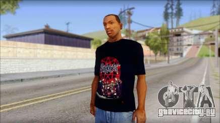 SlipKnoT T-Shirt v3 для GTA San Andreas