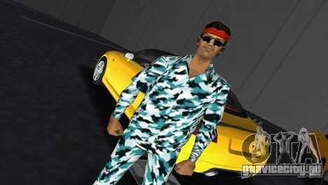 Camo Skin 10 для GTA Vice City третий скриншот