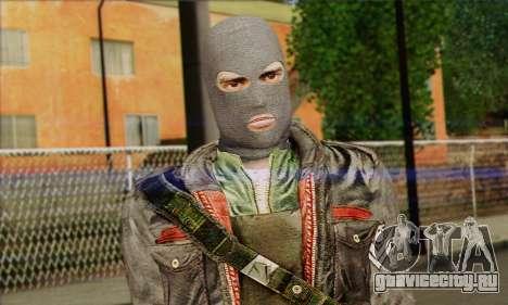 Arctic Avenger (Tactical Intervention) v1 для GTA San Andreas третий скриншот