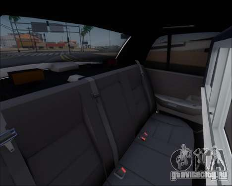 Ford Crown Victoria Tallmadge Battalion Chief 2 для GTA San Andreas двигатель