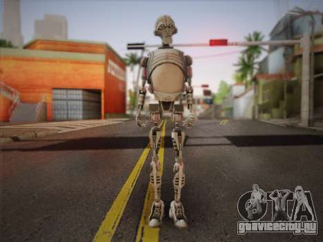 Kraang Robot для GTA San Andreas