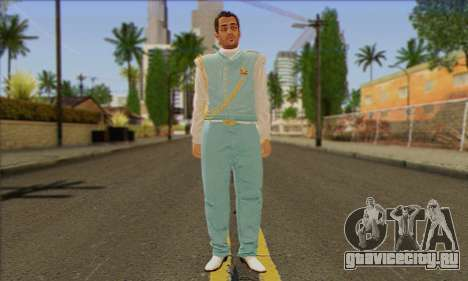 Cris Formage from GTA 5 для GTA San Andreas