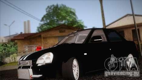 Lada 2170 Piora Turbo для GTA San Andreas
