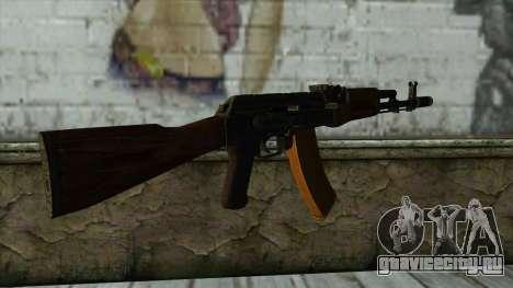 TheCrazyGamer AK74 для GTA San Andreas второй скриншот