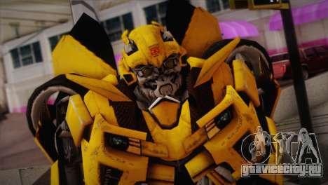 Bumblebee TF2 для GTA San Andreas третий скриншот