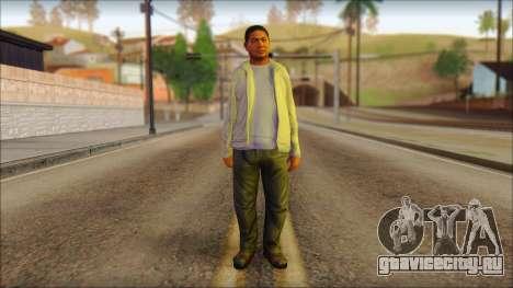 GTA 5 Ped 10 для GTA San Andreas