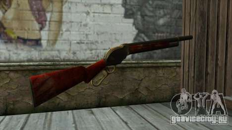 M1887 from PointBlank v3 для GTA San Andreas второй скриншот