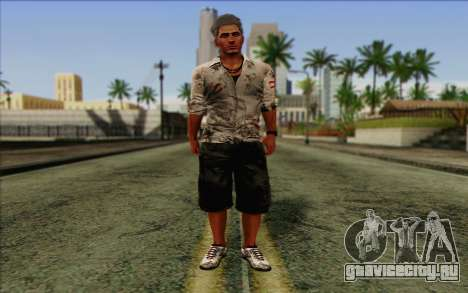 Keith Ramsey v2 для GTA San Andreas