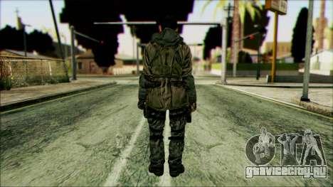Боец (PLA) v2 для GTA San Andreas второй скриншот