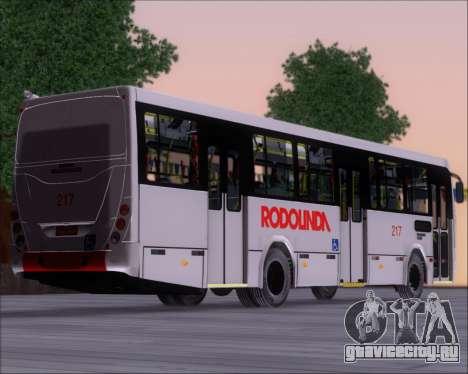 Marcopolo Torino G7 2007 - Volksbus 17-230 EOD для GTA San Andreas вид справа