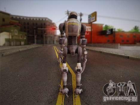 Mouser Human для GTA San Andreas второй скриншот