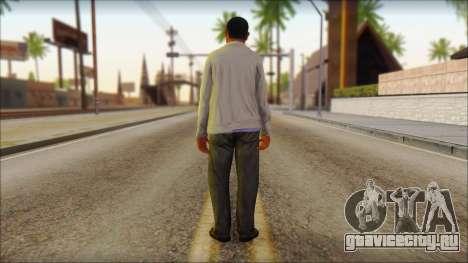 GTA 5 Ped 10 для GTA San Andreas второй скриншот