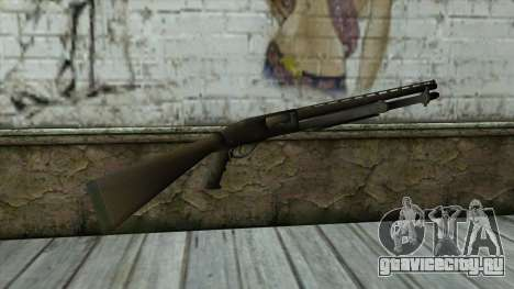 Reinfeld 880 from Pay Day 2 v1 для GTA San Andreas второй скриншот