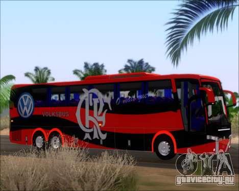 Busscar Elegance 360 C.R.F Flamengo для GTA San Andreas двигатель