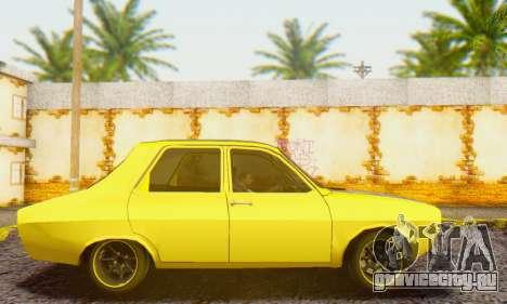 Dacia 1300 Old School для GTA San Andreas вид слева